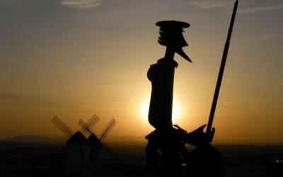 La ruta de D. Quijote